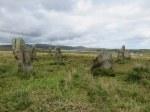 Third Callanish stone circle
